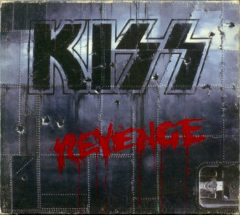 Kiss - Revenge [Japan 1st Press, PHCR-36/PHCR-1169] (1992)