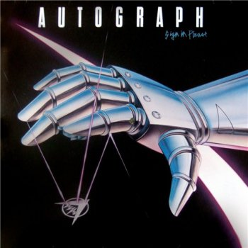 Autograph - Sign In Please (Japan Press) (1984)