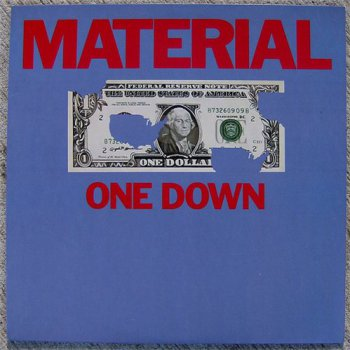Material - One Down (1992)