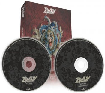 Edguy - Age Of The Joker [Limited Edition] (2011)