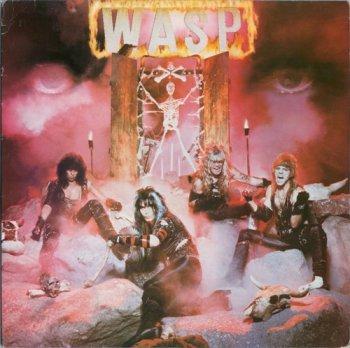 W.A.S.P. (WASP) - W.A.S.P. [Capitol / EMI UK, EJ 24 0195 1, LP, (VinylRip 24/192)] (1984)