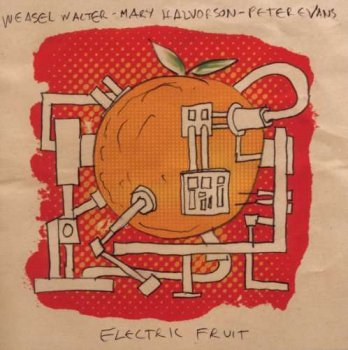 Weasel Walter, Mary Halvorson, Peter Evans - Electric Fruit (2011)