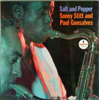 Sonny Stitt And Paul Gonsalve - Salt & Pepper - 1963 (2011)