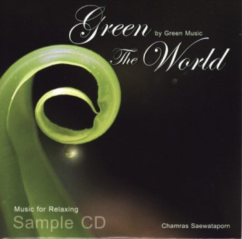 Chamras Saewataporn - Green The World (2008)