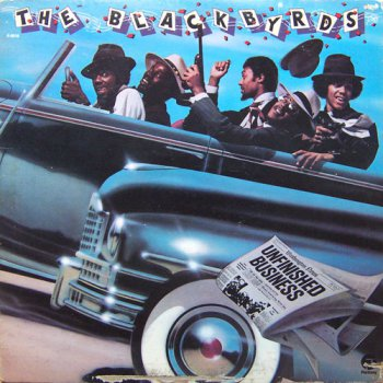 The Blackbyrds   Unfinished Business  1976