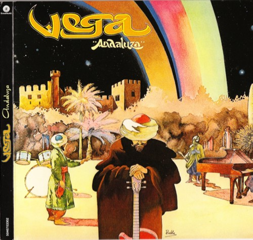 Vega - Andaluza (1978) [Reissue 2003]