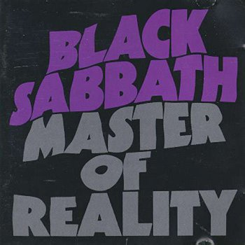 BLACK SABBATH - Master Of Reality - 1971 (1986)