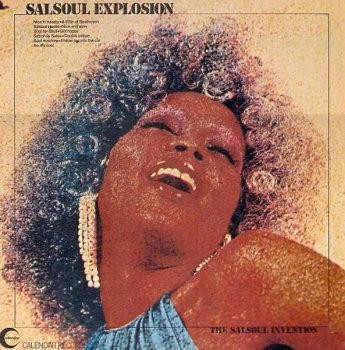 The Salsoul Invention   Salsoul Explosion  1977
