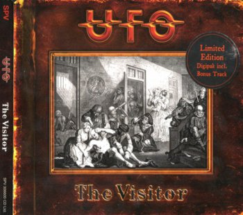 UFO - The Visitor (2009) [Limited Edition)