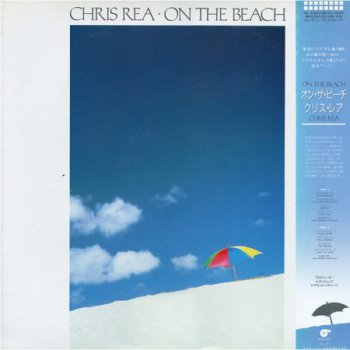 Chris Rea - On The Beach [Magnet Japan, LP, (VinylRip 24/192)] (1986)