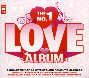 VA - The No.1 Love Album [2CDs] (2007)