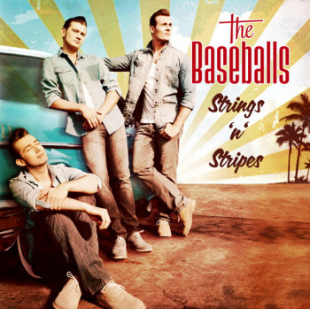 The Baseballs - Strings 'n' Stripes (Dutch Edition) (2011)