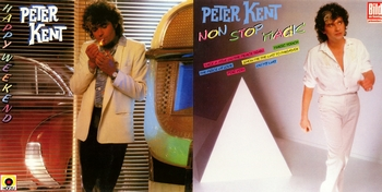 Peter Kent Non Stop Magic / Happy Weekend 1981-82