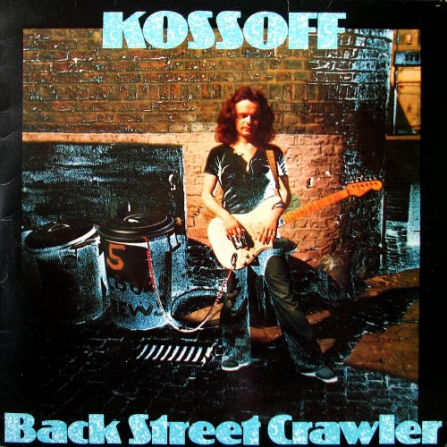Paul Kossoff - Back Street Crawler [Island Records, ILPS 9264, LP, (VinylRip 24/192)] (1973)