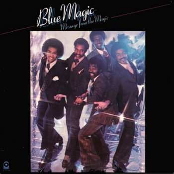 Blue  Magic   Message From The Magic 1978