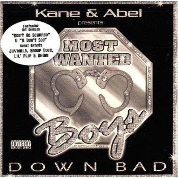 Most Wanted Boyz-Down Bad 2001