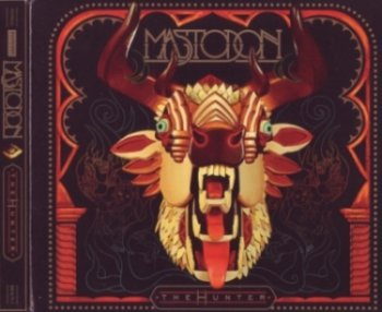 Mastodon -  The Hunter (Roadrunner Rec. / Digipak 2011)