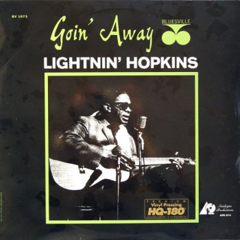 Sam Lightnin' Hopkins - Goin' Away (Analogue Productions LP VinylRip 24/96) 1963