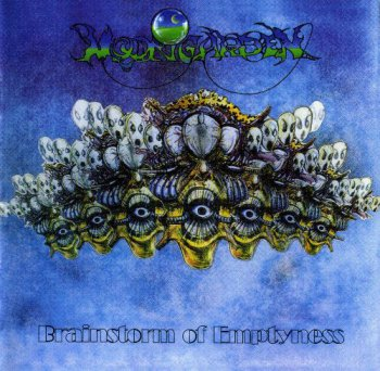 Moongarden - Brainstorm Of Emptyness 1995
