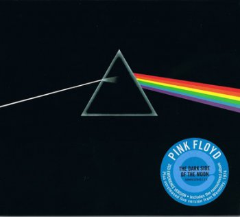 Pink Floyd   The Dark Side Of The Moon (Experience Version) 2CD  2011