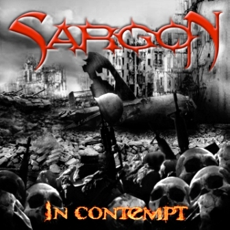 Sargon - In Contempt (2011)