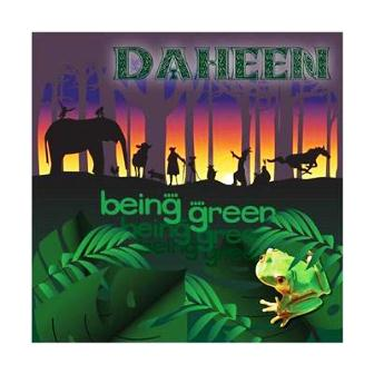 Daheen - Being Green (2011)
