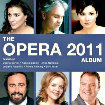 The Opera Album 2011 (2CD)