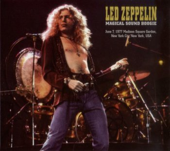 Led Zeppelin  - Magical Sound Boogie 2010