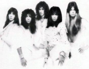 Angel   5 Studio Albums  (1975 -1979)  (Japan 1st Press Rare)  (1992)