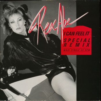 Rex Abe - I Can Feel It (Special Remix) (Vinyl, 12'') 1985