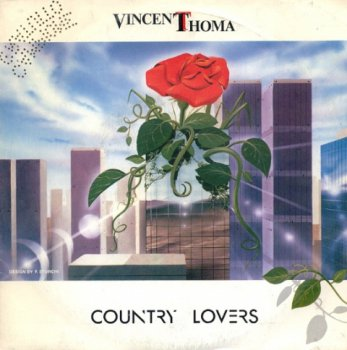 Vincent Thoma - Country Lovers (Vinyl, 12'') 1985