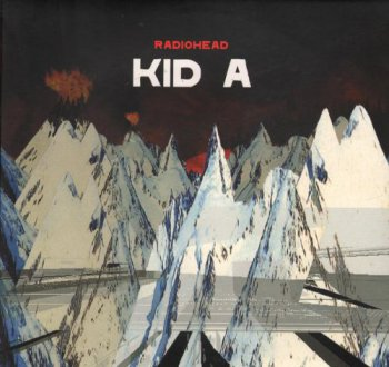Radiohead - Kid A (2LP Set Parlophone UK VinylRip 24/96) 2000