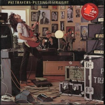 Pat Travers - Putting It Straight (Polydor US Original LP VinylRip 24/96) 1977