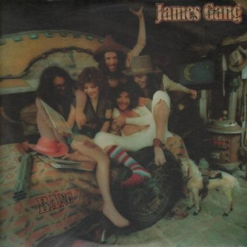 James Gang - Bang (Atlantic US Original LP VinylRip 24/96) 1973