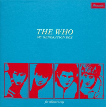 The Who - My Generation [Box Set][Japan] Disc 2 (1965)