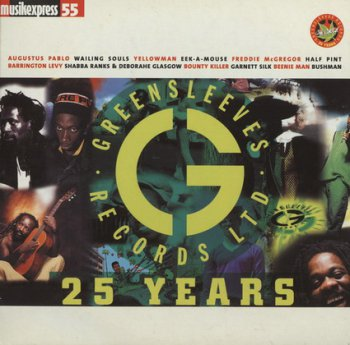 VA – Musikexpress Vol. 55 - Greensleeves Records (2001)