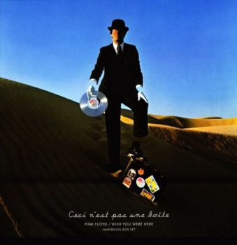 Pink Floyd - Wish You Were Here [Immersion Box Set] 2011