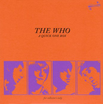 The Who - A Quick One [A Quick One Box][Japan 2CD] (1966)