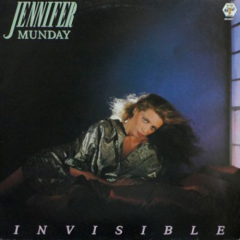 Jennifer Munday - Invisible (Vinyl, 12'') 1986