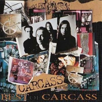 Carcass (UK) - Best of Carcass (Compilation) 2CD (1997)