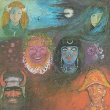 King Crimson - In The Wake Of Poseidon (Atlantic US Original LP VinylRip 24/192) 1970