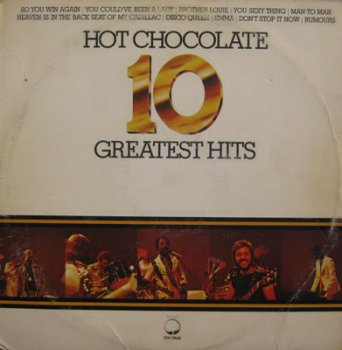 Hot Chocolate - 10 Greatest Hits (Big Tree Records Lp VinylRip 24/96) 1977