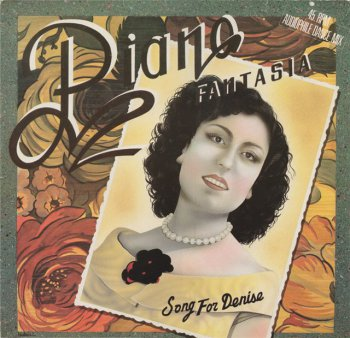 Piano Fantasia - Song For Denise (Vinyl, 12'') 1985