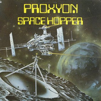 Proxyon - Space Hopper (Vinyl, 12'') 1987