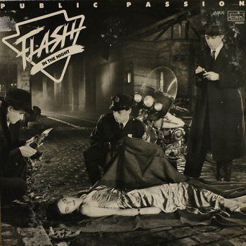Public Passion - Flash In The Night (Vinyl, 12'') 1986