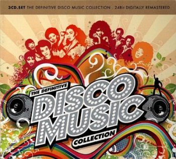 VA - Disco Music: The Definitive Collection (2007)