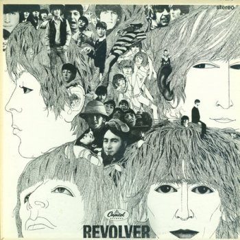 The Beatles - Revolver [Apple Records, ST-2576, US, LP, (VinylRip 24/192)] (1971)