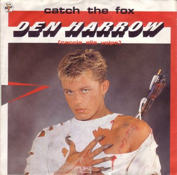 Den Harrow - Catch The Fox (Caccia Alla Volpe) (Vinyl, 12'') 1986
