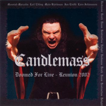 CANDLEMASS - Doomed For Live (2CD)