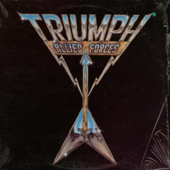 Triumph - Allied Forces (RCA Victor US Original LP VinylRip 24/96) 1981